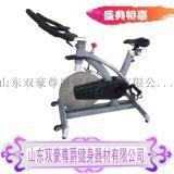 厂家直销商用健身房器材双豪尊爵新款商用动感单车价格优惠欢迎咨询