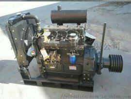 潍柴6105柴油机双片大离合器皮带轮压盘摩擦片