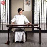 成都红木仿古琴桌琴凳 成都唐人坊明清古典家具 批量定制中式茶楼家具厂