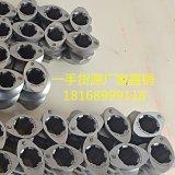 生產製造雙螺桿擠出機螺桿芯軸,螺桿元件,螺紋套