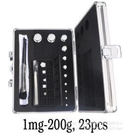 E2等级砝码无磁不锈钢砝码 E2标准砝码1mg~200g不锈钢砝码
