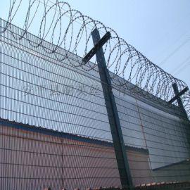 朋英 生产供应 监狱护栏网 监狱围墙铁丝防护网