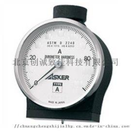 Asker ShoreA型硬度计