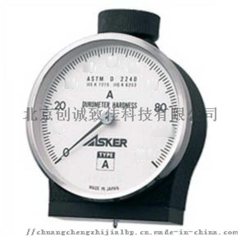 Asker ShoreA型硬度计