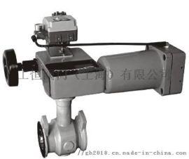 工恒牌ZSRF型气动活塞偏心旋转调节阀