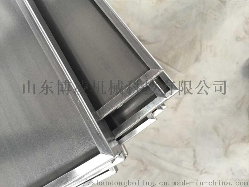 文件柜门板成型设备 文件柜侧板成型生产线