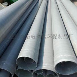现货供应玻璃钢夹砂管道 玻璃钢工艺管