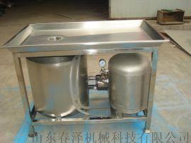 手动平台式盐水注射机 全不锈钢猪  肉盐水注射机