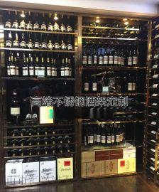 金華不鏽鋼酒櫃廠家|不鏽鋼酒櫃圖片大全