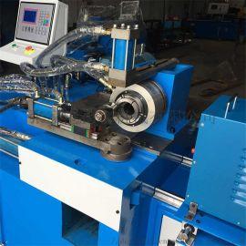 张家港全自动加热式封口机切管机旋压圆头焊接管封口机