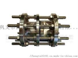加长型双法兰传力接头 产品质保一年