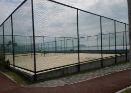 学校运动场护栏网厂家施工简便流程