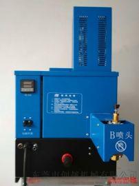 气泵式双喷胶机、热熔胶双喷胶机、创越喷胶机