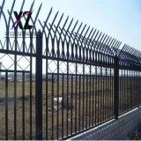 折弯围墙护栏,锌钢折弯围墙护栏,来图定制围栏护栏
