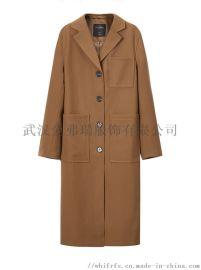 北方服装进货市场珂罗巴格子风衣外套【一手货源】