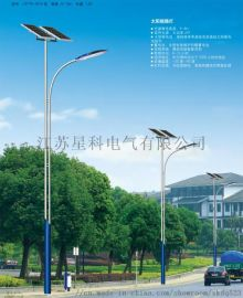 环保节能太阳能路灯大功率LED