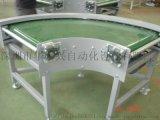 600寬x90度PVC皮帶自動轉彎機