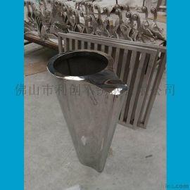 厂家直销不锈钢花盆 酒店装饰用不锈钢花盆加工定制