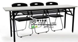 天津双人培训桌 天津单人培训桌 天津培训桌简易折叠