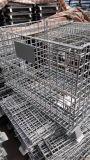 非標重型倉儲籠,免費送貨到倉庫車間