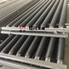 工业翅片管散热器蒸汽散热器程祥牌