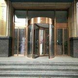 贵阳酒店旋转门 三翼带展箱自动旋转门