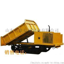 泥泞道路履带运输车 山区坡地履带车 履带式拖拉机