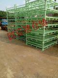 折叠料架,折叠网格箱,堆垛架