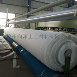 短纤针刺土工布堤坝防护隔离土工布
