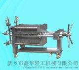 600*600不锈钢纸板精滤机