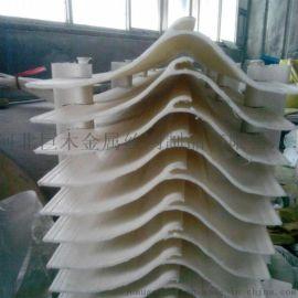 PP折流板除雾器厂家  保证品质