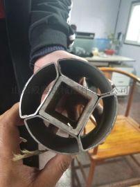云南昆明不锈钢异型管   广西无缝钢管异型管厂家