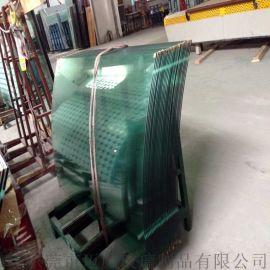 各種規格玻璃定制定做 熱彎玻璃加工 量大從優