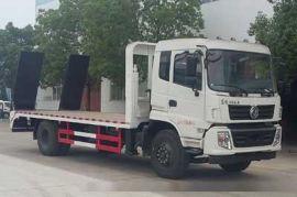 國五 江淮格爾發 挖機 平板運輸車
