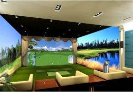 迷你高尔夫练习场
