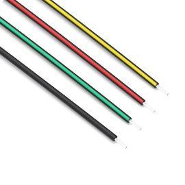 PMMA塑料光纤芯黑皮工业控制传感器放大器音频功放内1.0MM外2.2MM