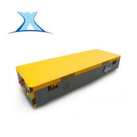 5吨10吨 无轨电动平车 自动化物料搬运车 智能RGV小车 防爆场合