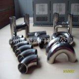 制药厂工艺管道配件GMP不锈钢抛光管件