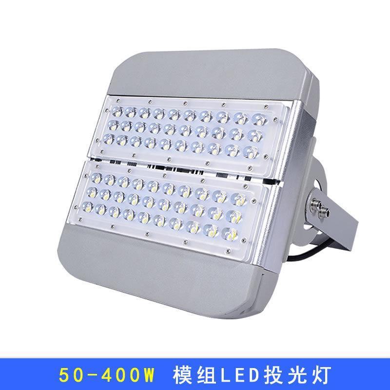 泛光灯定制大功率模组LED投光灯隧道灯球场灯高杆灯