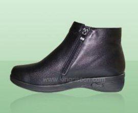防水充电发热保暖鞋