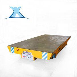 蓄电池轨道车电动平车搬运钛合金制品钢包轨道车