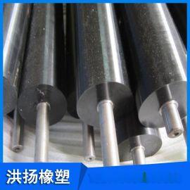 印刷机械用胶辊 耐磨橡胶胶辊 橡胶传动辊