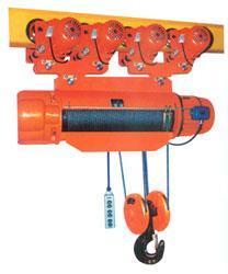 钢丝绳电动葫芦(CD1、MD1型)