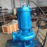 山東江淮排污泵:QW型排污泵 潛水排污泵