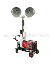 移动灯塔,照明车,手推式照明车,工程应急照明车