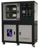ZS-406B平板硫化机、电加热实验小型开练压片机 实验型压片机 平板硫化机 热压成型机 电动加硫成型机