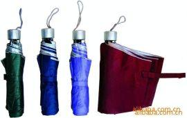 防紫外线伞 银胶布折叠式遮阳伞广告礼品伞制作