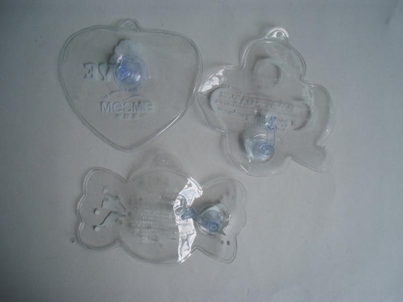 供应PVC沐浴露包装袋,PVC软包装