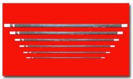 压铸电炉硅碳棒 **U型|等直径硅碳棒 硅碳棒保护管厂家供应