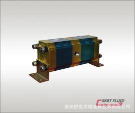 FD02系列-2出齿轮同步分流器(铝合金)